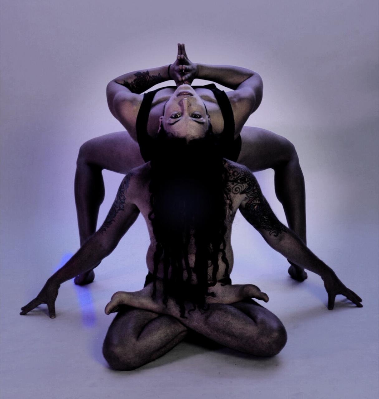 Dark Shadow Yoga