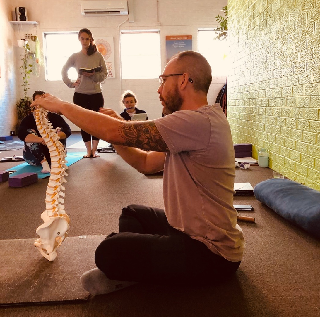 Alignment and Assist Yoga